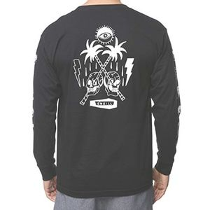 O'Neill Long Sleeve Graphic Skull Shirt